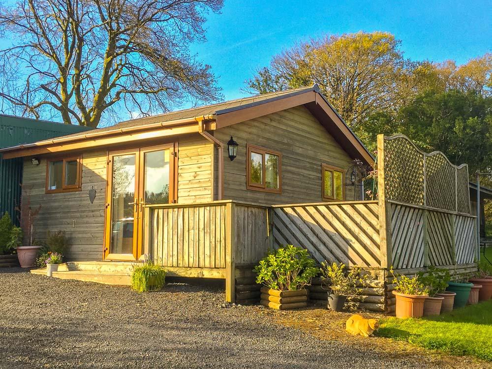 Swansea Log Cabin